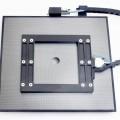 Planarmotor 380x320x30 Durchlicht Ansicht von oben